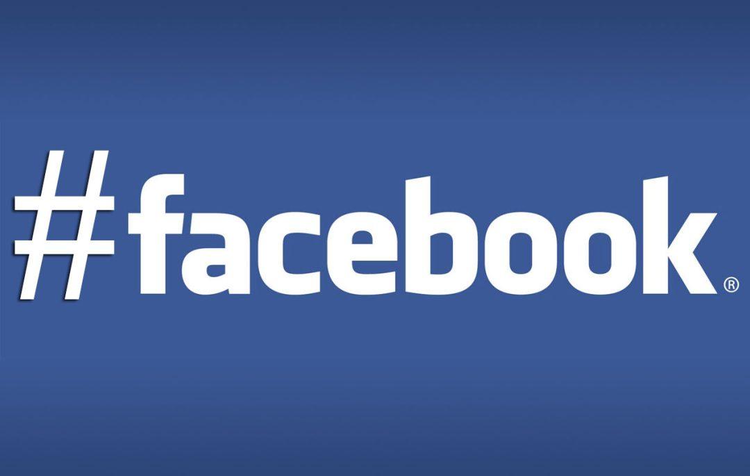 Facebook hashtag1